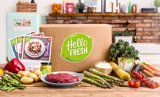 On Demand Food Delivery Goes Mainstream Marketing In A Box