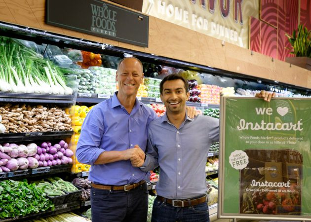 On-Demand Food Delivery Goes Mainstream, Part One: Instacart